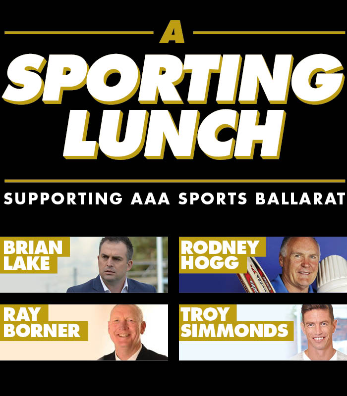 Sporting Lunch Web Banner Mobile